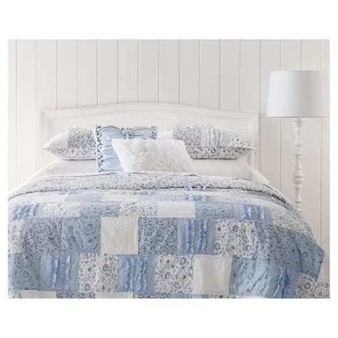 target shabby chic white quilt comfortable shabby chic beddings at target homesfeed