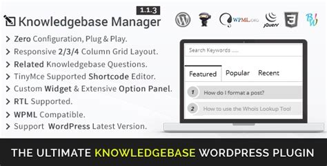 bwl knowledge base manager v1 1 3 themesdad download