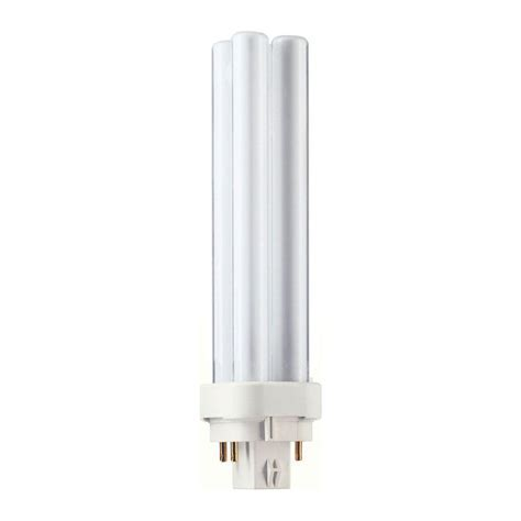Philips 26 Watt Soft White (2700K) PL C 4 Pin (G24q 3