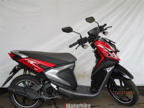 Xride 125 Image by 2018 Yamaha All New X Ride 125 Rp17 700 000 Merah