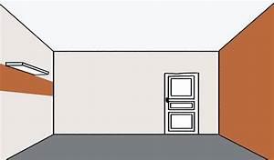 Comment Agrandir Une Piece Avec 2 Couleurs : conseils peinture pour agrandir une pi ce clair ou fonc ~ Dailycaller-alerts.com Idées de Décoration