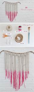 5 Inspiring DIY Projects for the Boho Bride | Wall decor ...