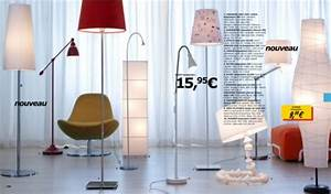 Lampadaire Design Ikea : cheap nouveaux lampadaires ikea with lampadaire ikea blanc ~ Teatrodelosmanantiales.com Idées de Décoration