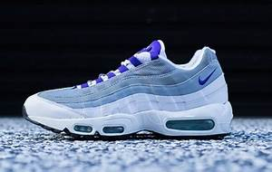 """Men's Air Max 95 OG """"Grape"""" Has Yet To Arrive At"""