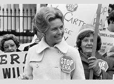 Phyllis Schlafly's Good Fight Against Equal Rights