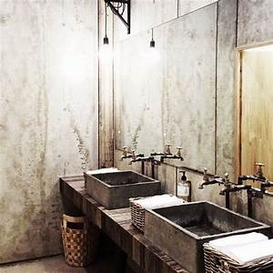 Fabulous Bathrooms in Industrial Style & Rustic Style