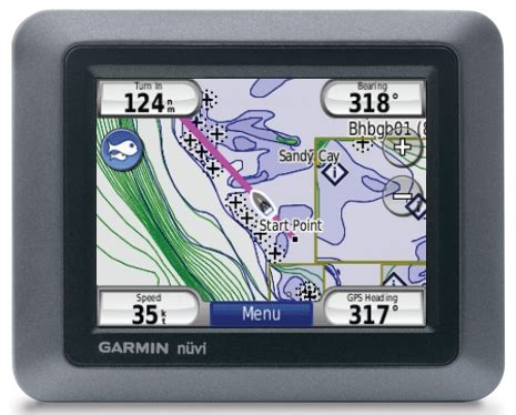 Boat Gps by Nuvi 500 Boat Mode Hack
