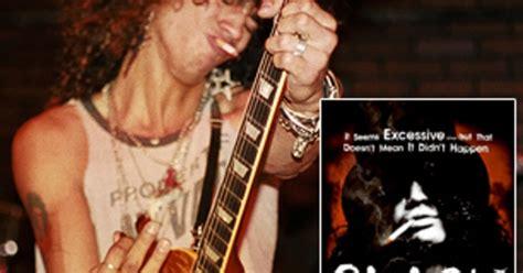 Slash 'slash' (2007)  The 25 Greatest Rock Memoirs Of