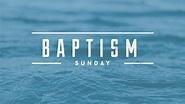 Baptism – Narrative Church