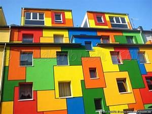 Moderne Hausfassaden Fotos : bilderbuch k ln gegen die tristesse ~ Orissabook.com Haus und Dekorationen