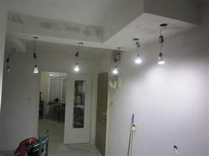 Installer Faux Plafond : spot encastrable que prendre ~ Melissatoandfro.com Idées de Décoration