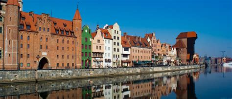 An important cultural seat, it contains schools of medicine, engineering, and fine arts. Gdansk, Poland - Gate 98