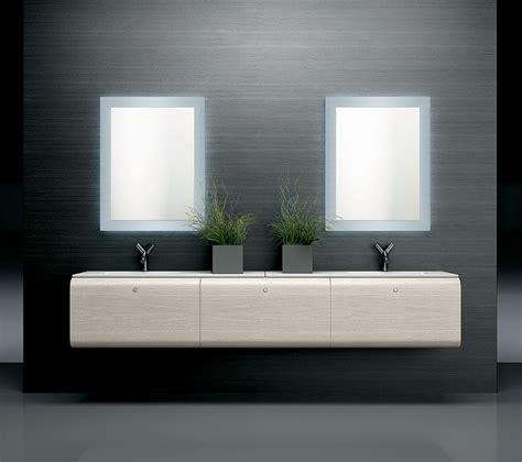 salle de bain moderne  design par lignes interieures