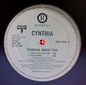Cynthia - Thinking About You (1999, Vinyl) | Discogs
