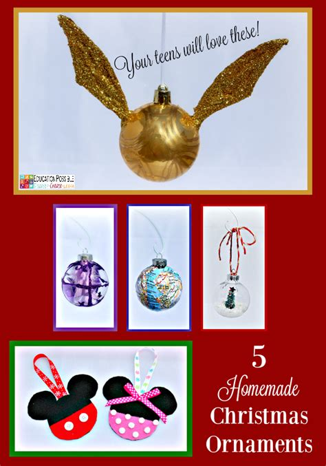and craft ideas for 5 ornaments will want to make 7397
