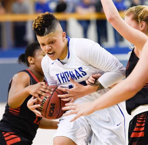 tufts defense figures  give high flying thomas