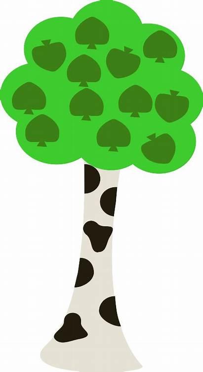 Tree Clip Trunk Clipart