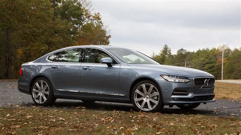 Volvo S90 by Living With The 2017 Volvo S90 The And The Bad