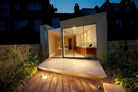 modern and very stylish edwardian terrace house extension digsdigs