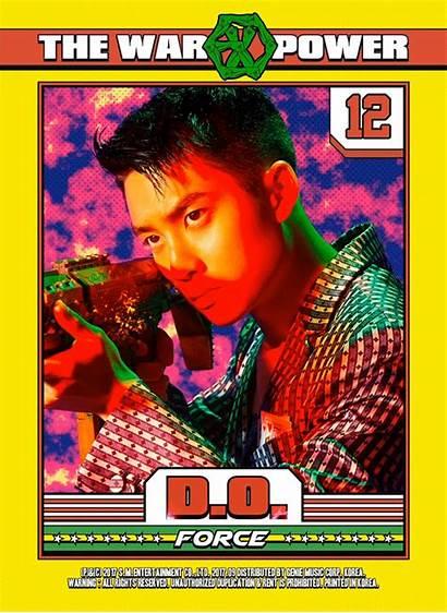 Exo Power Teaser Individual Suho War Soompi