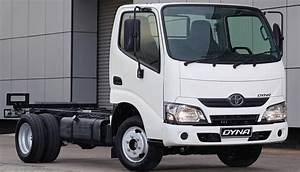 Light Delivery Vehicles South Africa 2017 Toyota Dyna Truck A Few Upgrades Toyota Asia