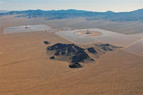 service bureau a distance sacrificial land will renewable energy devour the mojave