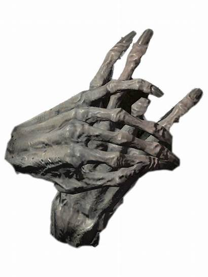 Vampire Hands Ancient Elder