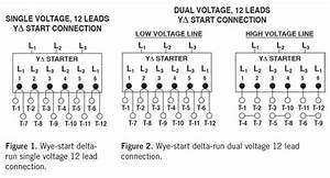 [SCHEMATICS_48IS]  Century Motor 480 Volts 12 Wire Diagram. is it wired for 480 volt 3 phase  or. typical connection diagrams three phase motors y start. connecting  motors for a change of voltage. how | 12 Lead Motor Wiring Schematic |  | 2002-acura-tl-radio.info
