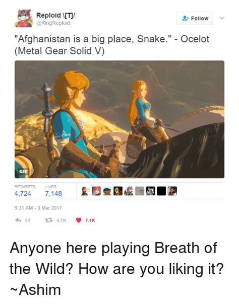 Breath Of The Wild Memes - 25 best memes about breath of the wild breath of the wild memes