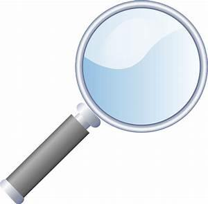 Lunette A Verre Transparent : image vectorielle gratuite loupe verre loupe verre ~ Edinachiropracticcenter.com Idées de Décoration