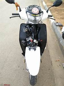 Honda Activa Diy  Headlight Upgrade And Leds For