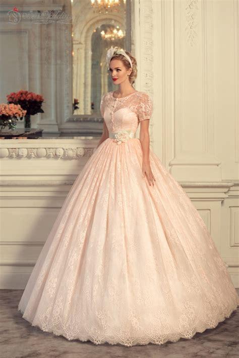 Popular Blush Pink Wedding Dresses Buy Cheap Blush Pink