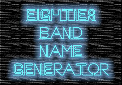 stage    band  generator
