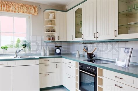 cloud 9 kitchen design modern house interior of modern kitchen room stock 5497