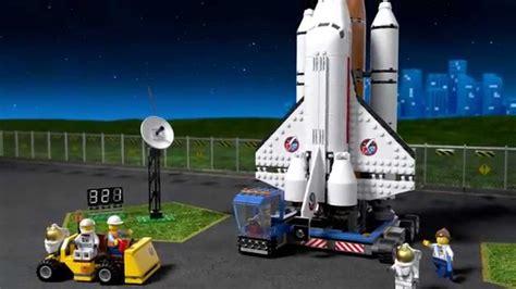 lego city raketenstation  youtube