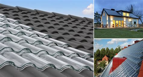 your roof can generate electricity with these glass tiles