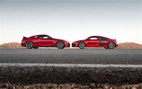 2014 Nissan Gt-r Track Pack Vs