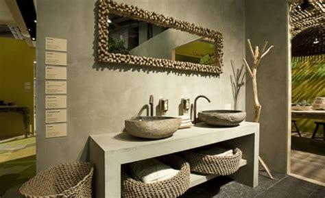 beton cire salle de bain leroy merlin 3 les tendances salle de bains 2013 lignes et idees