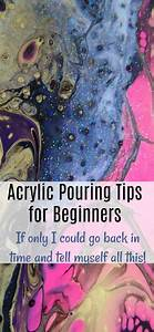 40 Essential Tips For Acrylic Pouring Beginners