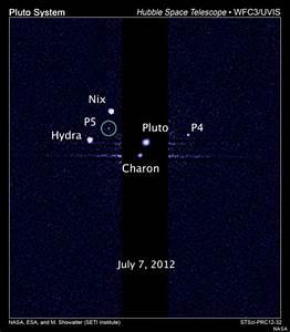Pluto's Moons Called Hazard For NASA's New Horizons ...
