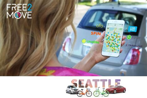freemove  car  bike sharing app aggregator