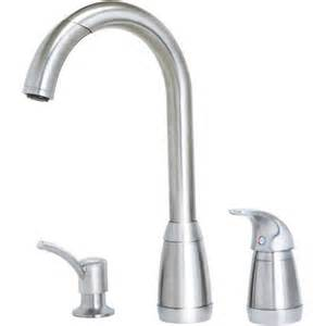 price pfister contempra kitchen faucet price pfister t526 5ss contempra 3 pull kitchen faucet stainless steel