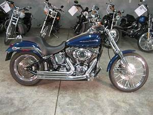2000 Harley Davidson Softail Deuce Fxstd