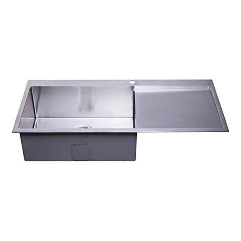 bai 1233 48 handmade stainless steel kitchen sink