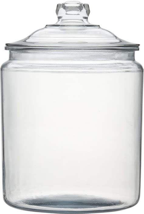 large glass jars with lids heritage hill 256 oz glass jar with lid beverages 8888
