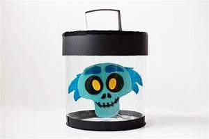 DIY Disney Emoji Hatbox Ghost Halloween Decor — All for