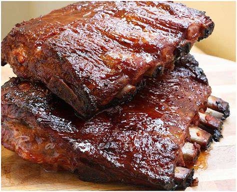 bbq pork ribs bbq pork ribs recipe dishmaps