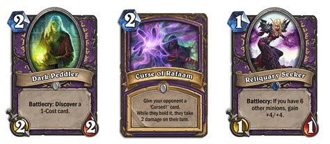 Warlock Murloc Deck 2015 by Hearthstone S The League Of Explorers All The New Cards