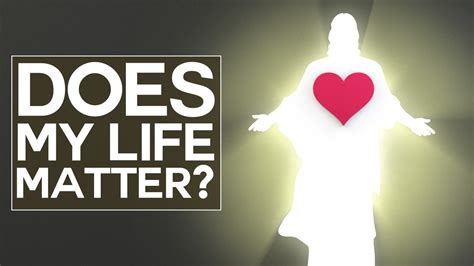 Does My Life Matter? - Swedenborg and Life - YouTube
