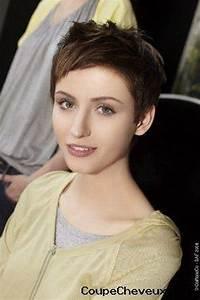 Coupes Cheveux Courts Femme : coiffures cheveux courts femme ~ Melissatoandfro.com Idées de Décoration